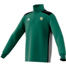Belfast Celtic Cubs Adidas Regista 18 Training Top Bold Green/Black Youth 2019